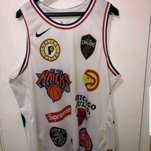 Supreme NBA jersey